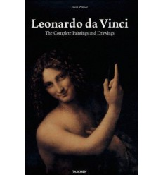 LEONARDO - The Complete Paintings and Drawings, Taschen Shop