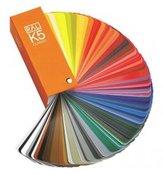 RAL K5 COLORS CHART Shop Online
