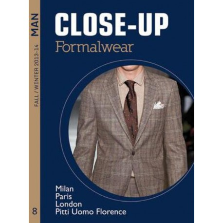 Close-Up Men Formal Wear no. 8 A/W 2013/2014