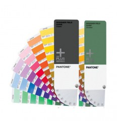 PANTONE GUIDA DESIGNER FIELD - Coated & Uncoated