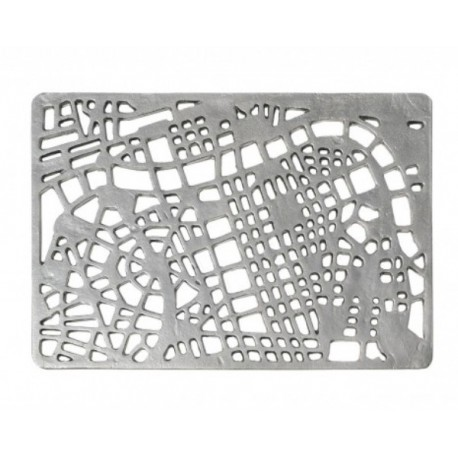SELETTI IRON MAT MAP DOORMAT Shop Online