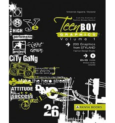 TEEN BOYS GRAPHIC VOL 1 INCL. DVD Miglior Prezzo