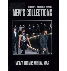 Collections Men Trend Visual Map A/W 2013/2014