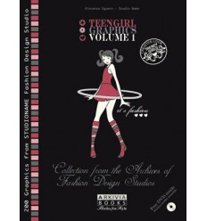 TEEN GIRL GRAPHIC VOL 1 INCL. DVD Miglior Prezzo