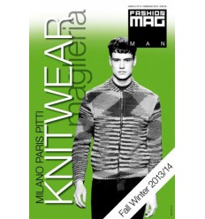 Fashion Mag Men Knitwear A-W 2013-14