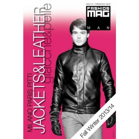 Fashion Mag Men Jackets & Leather A-W 2013-14 Miglior Prezzo
