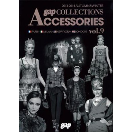 Gap Collections Accessories Vol. 9 Paris - Milan - New York - London