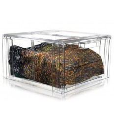 CLEAR DRAWER no. 4 - CASSETTO NOMESS COPENHAGEN
