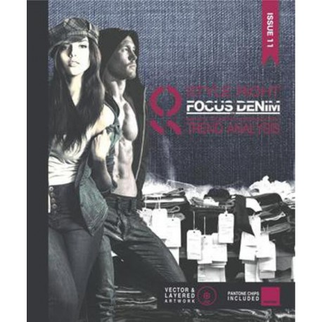Focus on Denim Vol. 11 incl. CD-ROM
