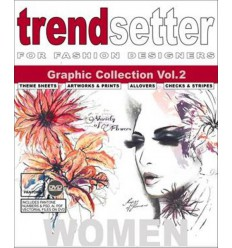Trendsetter - Women Graphic Collection Vol. 2 incl. DVD Miglior