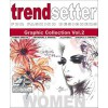 Trendsetter - Women Graphic Collection Vol. 2 incl. DVD Shop