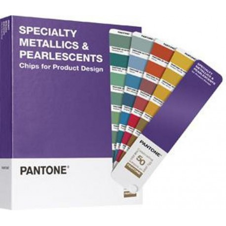PANTONE Specialty Metallics & Pearlescents Set for Product