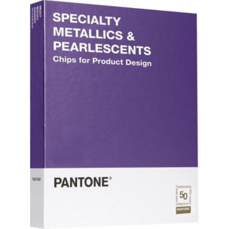 PANTONE Specialty Metallics & Pearlescents Chips for Product