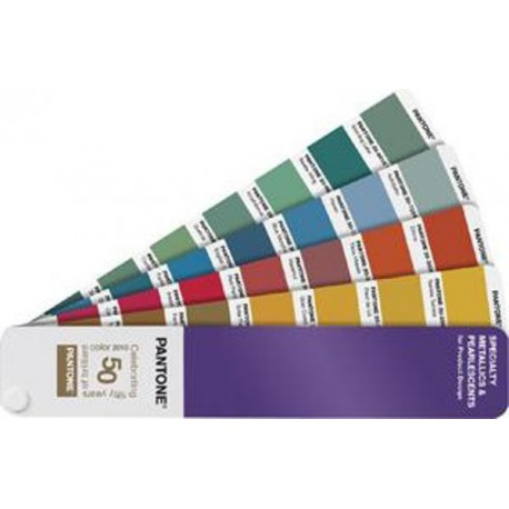 PANTONE Specialty Metallics & Pearlescents Guide for Product