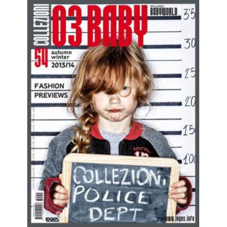 Collezioni Baby no. 54 A/W 2013/2014 Miglior Prezzo
