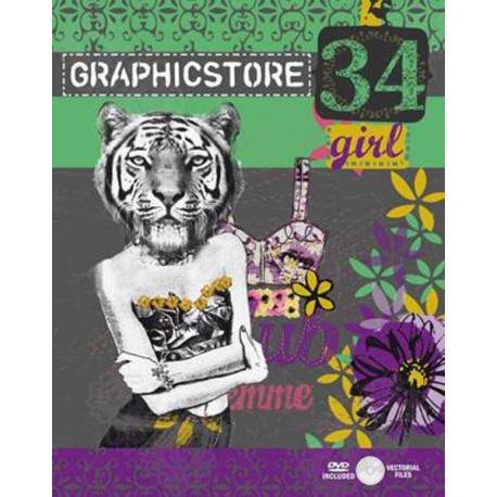Graphicstore - Girl Vol. 34 incl. DVD Shop Online