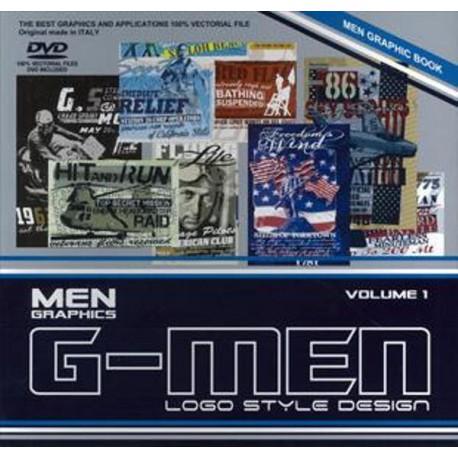 G-Men Logo Style Design Vol. 1 incl. DVD Shop Online