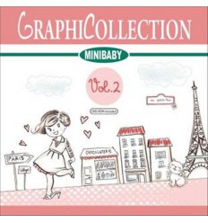 GraphiCollection Mini Baby Vol. 2 incl. DVD Miglior Prezzo