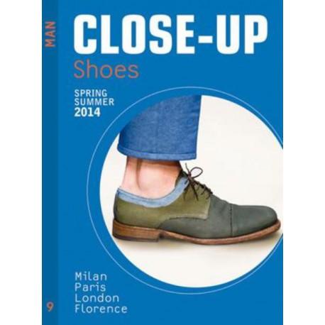 Close-Up Men Shoes no. 9 S/S 2014