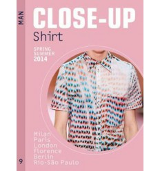Close-Up Men Shirt no. 9 S/S 2014