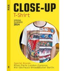 Close-Up Men T-Shirt no. 08 S/S 2014 Shop Online