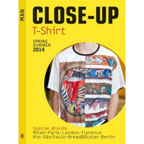 Close-Up Men T-Shirt no. 08 S/S 2014 Shop Online
