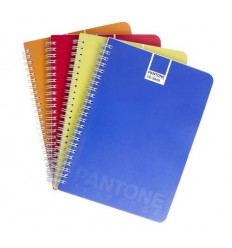 Pantone Notebook Spiral A6 Shop Online
