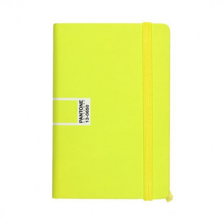 Pantone Crossover Plain A6 Notebook