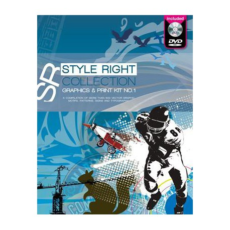 Style Right Collection Graphic e Print Kit Vol. 1 Miglior Prezzo