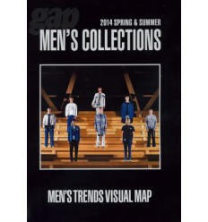 Collection Men Trend Visual Map.S/S 2014 en
