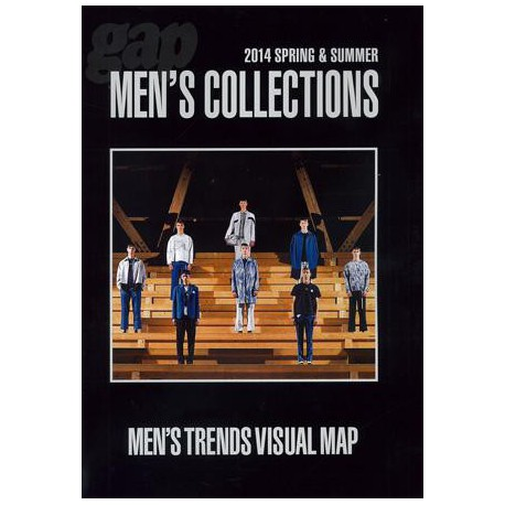 Collection Men Trend Visual Map.S/S 2014