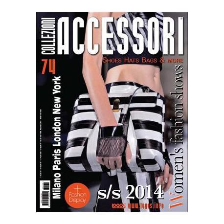 Collezioni Accessories n 74 S/S 2014 Miglior Prezzo