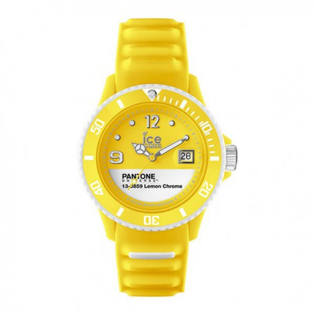Pantone Universe Watch Lemon Chrome Shop Online