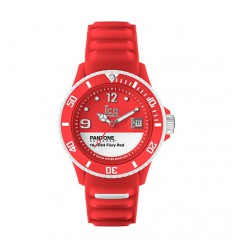 Pantone Universe Watch Fiery Red Shop Online