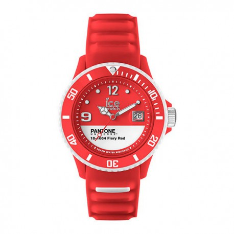 Orologio Pantone Universe Fiery Red