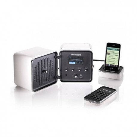 Brionvega Radiocubo.it TS525 en Shop Online