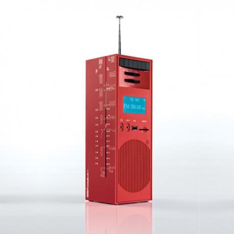 Brionvega Radio Grattacielo RR327