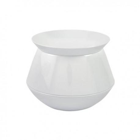Ibride Vaso Luso Bianco
