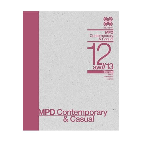 MPD CONTEMPORARY & CASUAL A-W 2012-13 Incl. DVD