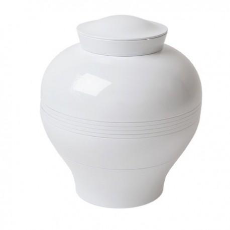 Ibride Vase Osorio Yuan White shopping online