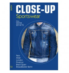 CLOSE UP MEN SPORTSWEAR N.10 - A/W 2014.15 Miglior Prezzo