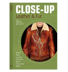 CLOSE-UP LEATHER&FUR N.10 MAN F / W 2014-2015