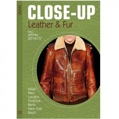 CLOSE-UP LEATHER&FUR N.10 MAN F / W 2014-2015