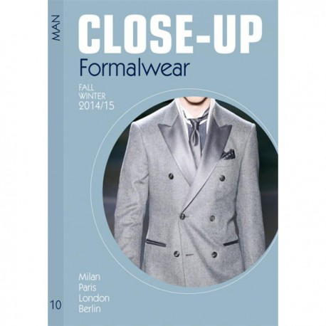 CLOSE UP MEN FORMAL WEAR N.10 - A/W 2014.15