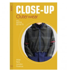 CLOSE UP MEN - OUTERWEAR N. 10 A/W 2014.15 Miglior Prezzo