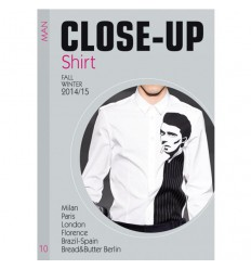 CLOSE UP MEN SHIRT N.10 A/W 2014.15