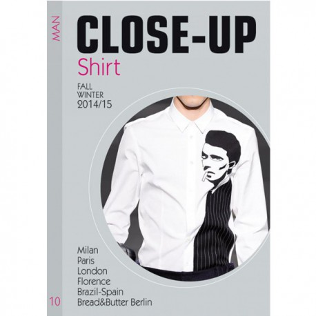 CLOSE UP MEN SHIRT N.10 A/W 2014.15 Miglior Prezzo