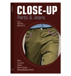 CLOSE UP MEN - PANT & JEANS N.10 - A/W 2014.15 Miglior Prezzo