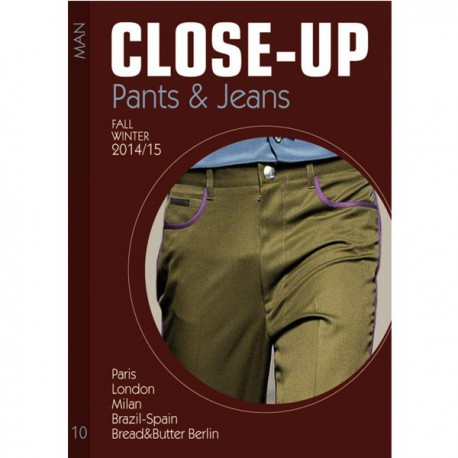 CLOSE UP MEN - PANT & JEANS N.10 - A/W 2014.15 Shop Online