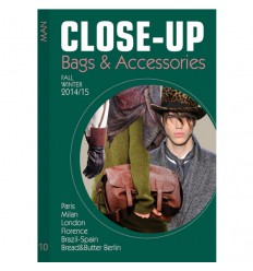 CLOSE UP MEN - BAGS & ACCESSORIES N.10 - A/W 2014.15 Miglior